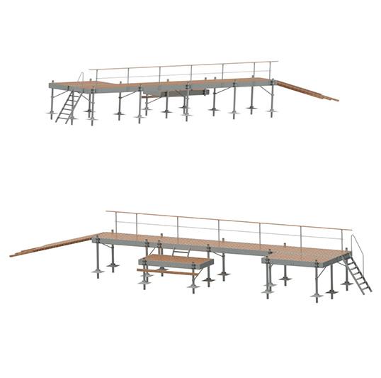 3D tegninger - Jeres bro visualiseret inden opførslen
